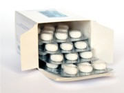 Tabletki w pudełku